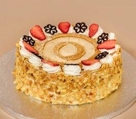 Epres kardinális torta