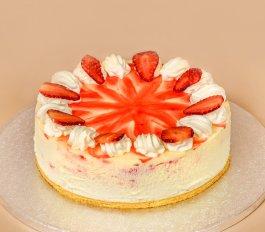 Sajt torta epres