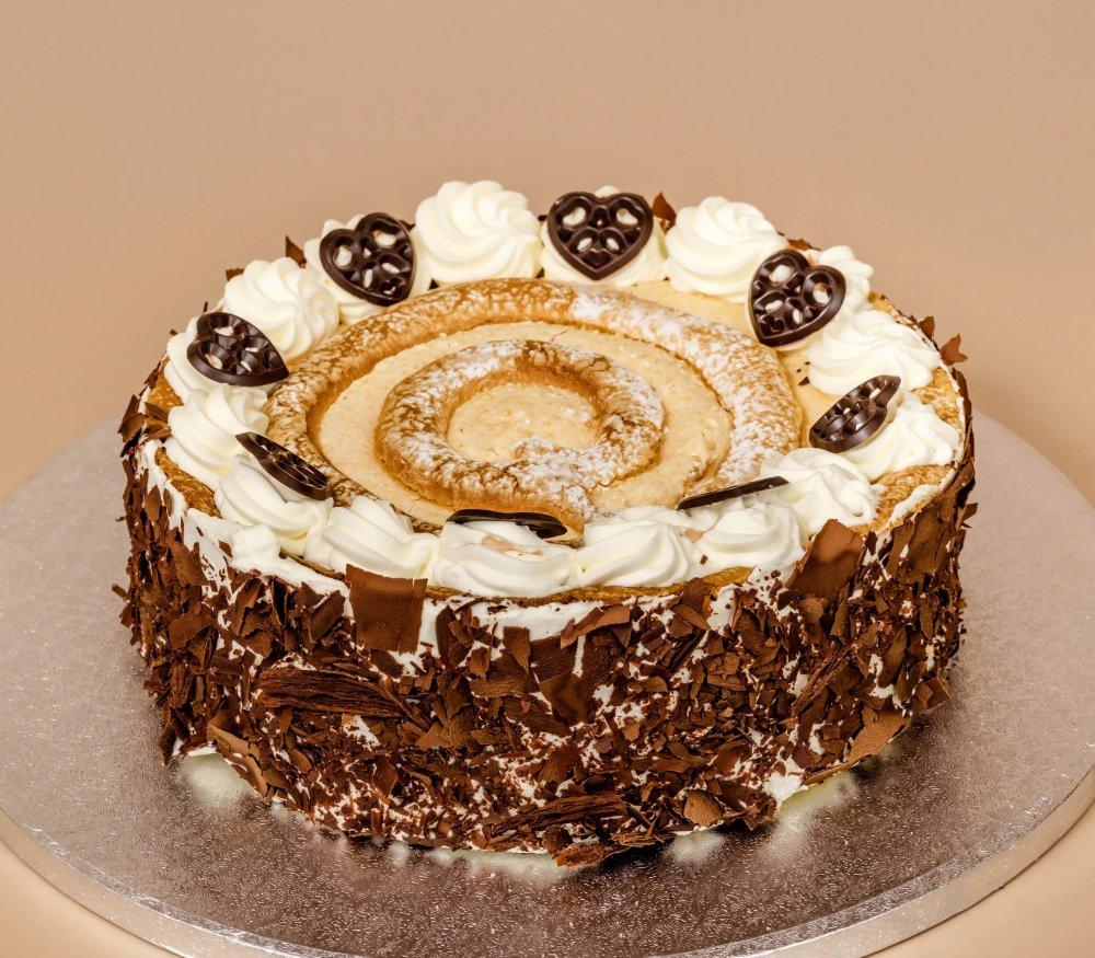 Csokis Kardinális torta